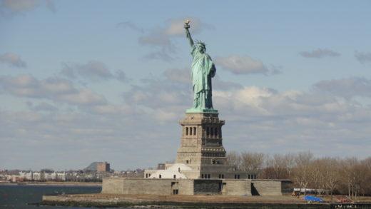 Estátua da Liberdade em Nova York, New York City