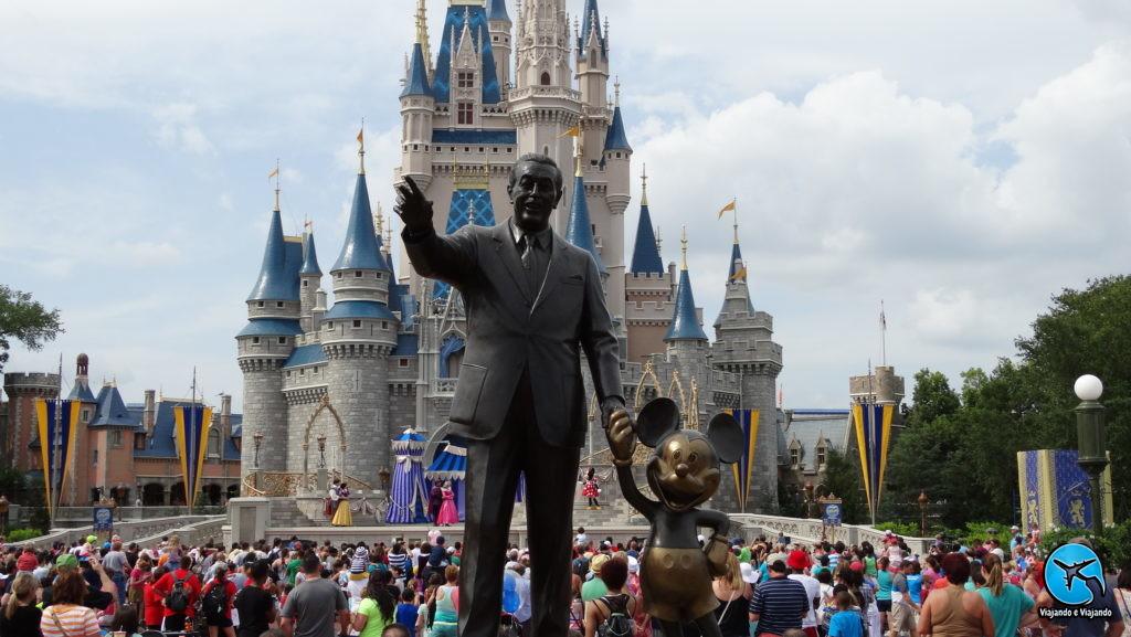 Disney Epcot em Orlando Florida