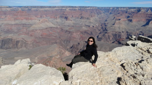 Grand Canyon National Park no Arizona