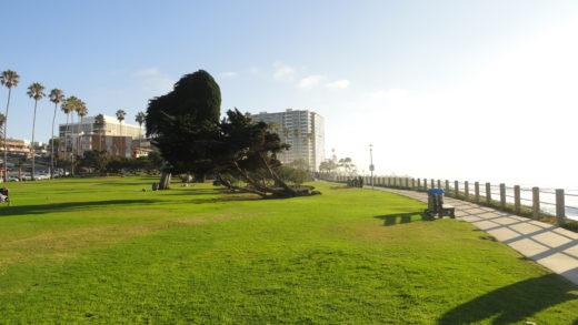 Praia La Jolla em San Diego na Califórnia