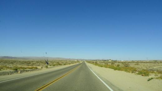 Route 66 ou Rota 66 de San Bernadino a Las Vegas