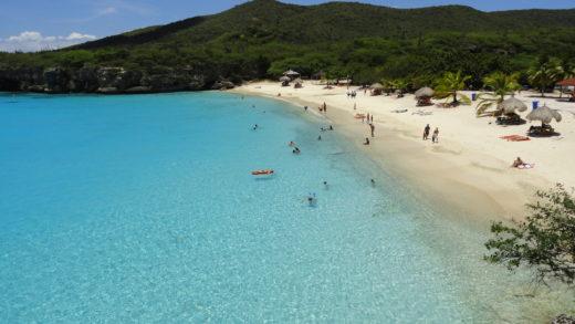 Kenepa Grand praia em Curaçao no Caribe beaches e atrações de Curaçao o que fazer