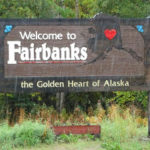 "Fairbanks ""The Golden Heart of Alaska"""