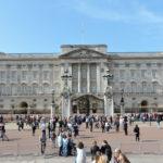 Visitando o Palácio de Buckingham em Londres