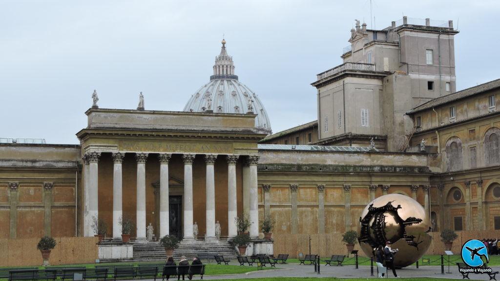 Museus do Vaticano atração imperdível