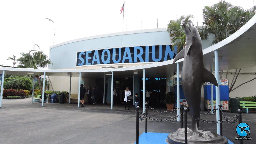 Miami Seaquarium na Florida