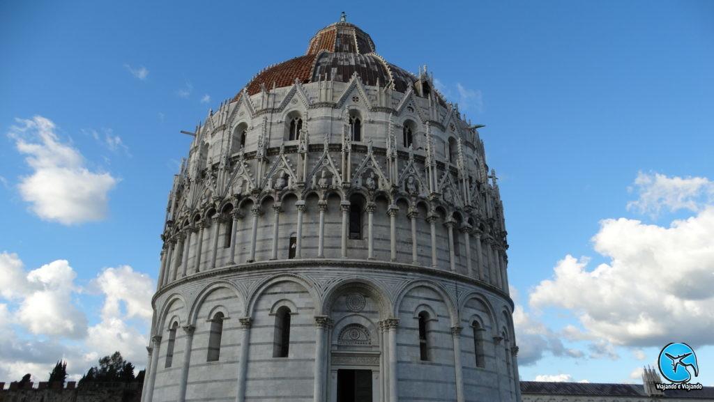 Duomo em Pisa na Itália