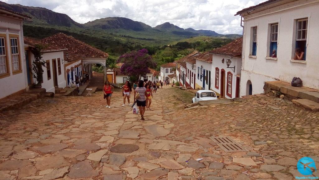 Centro histórico de Tirandentes