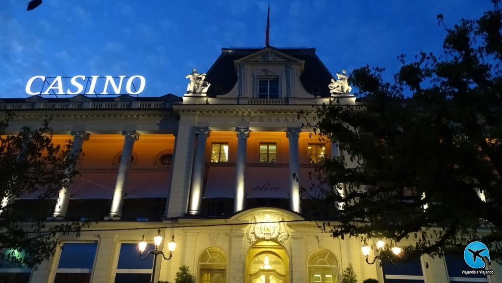 Casino Kursaal em Luzern em Lucerna na Suíça