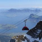 Monte Pilatus: subindo a montanha dos dragões em Lucerna, na Suíça