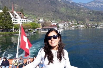 Passeio de Barco pelo Lago Lucerna na Suíça