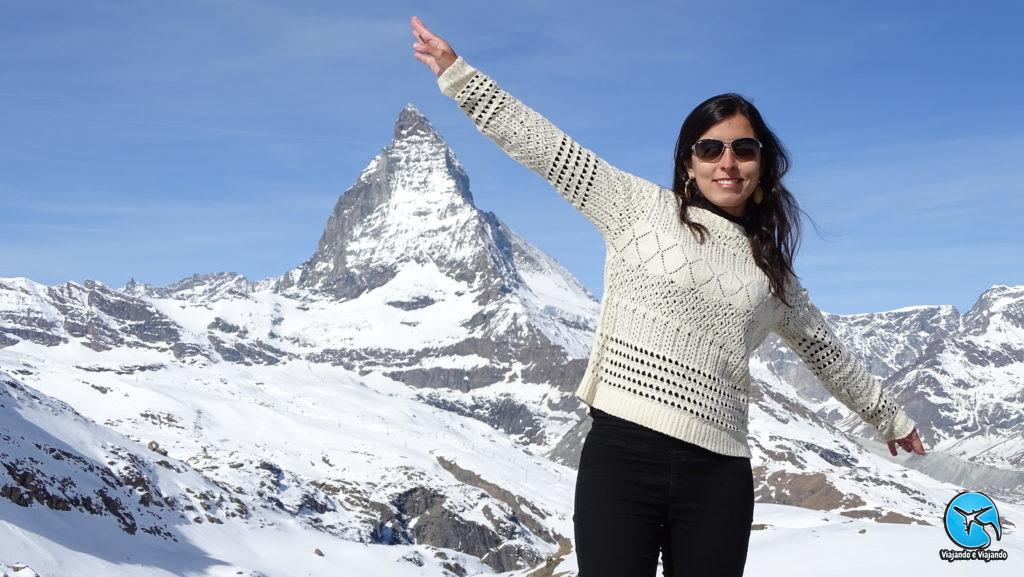 Gornergrat Zermatt Matterhorn Suíça
