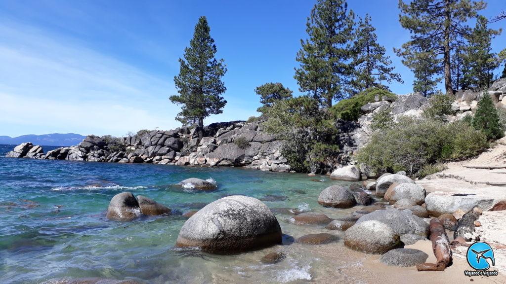 Secret Cove Nude Beach Lake Tahoe