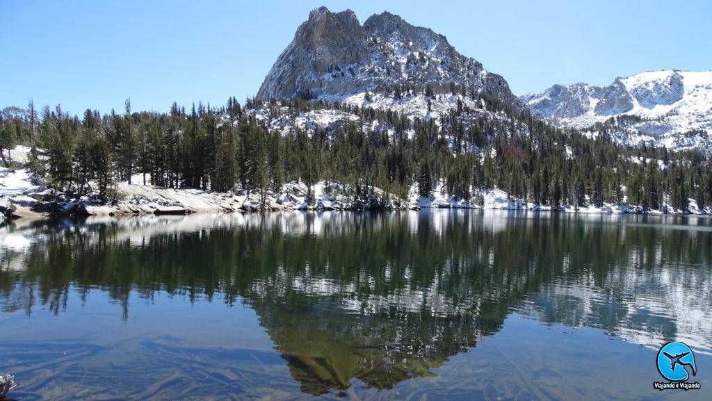Crystal Lake Mammoth Mountain