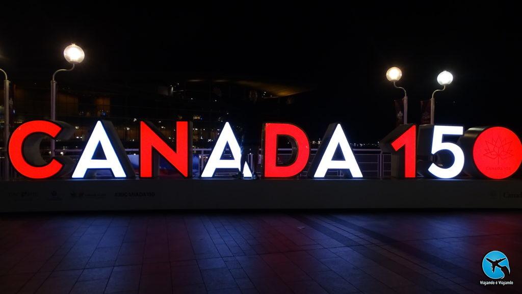 Canada 150 anos