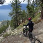 Mountain Bike em Lake Tahoe: a incrível Flume Trail