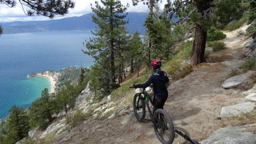 Flume Trail Lake Tahoe