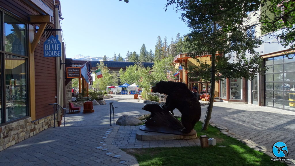 Mammoth Village em Mammoth Lakes California