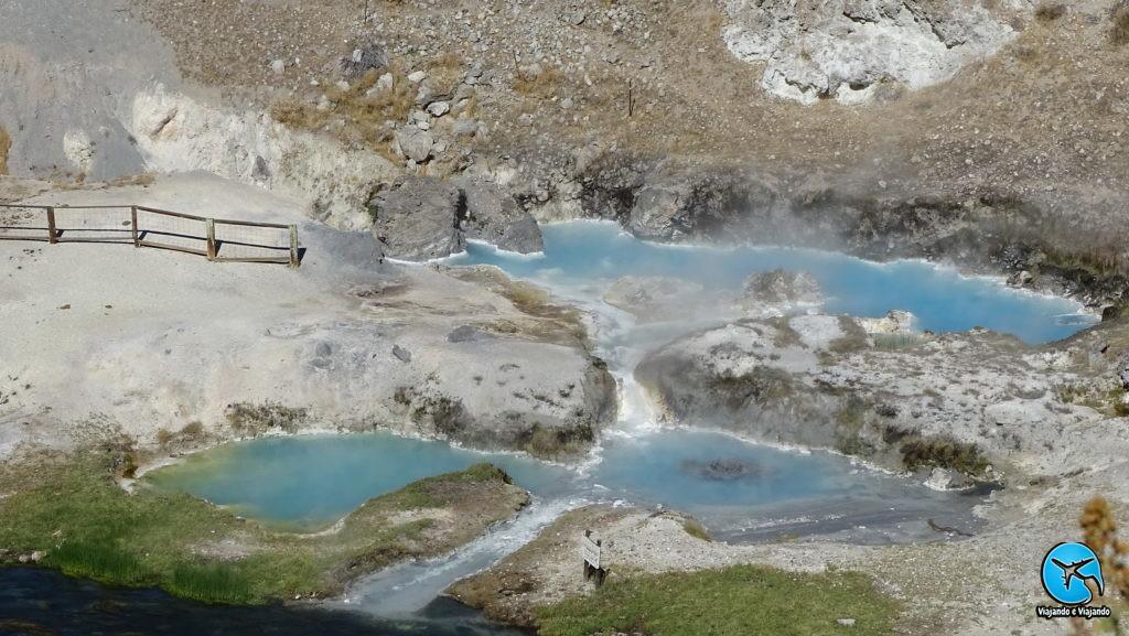 Hot Creek Mammoth Lakes