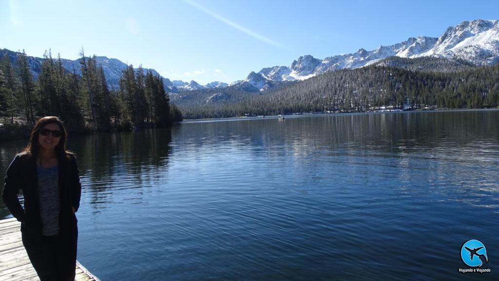 Lake Mary Mammoth Lakes