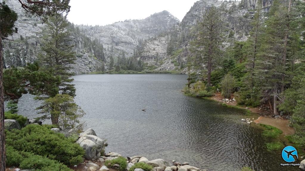 Eagle Falls Trail Lake Tahoe