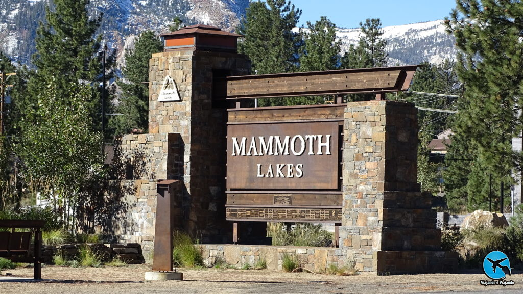 Mammoth Lakes Welcome