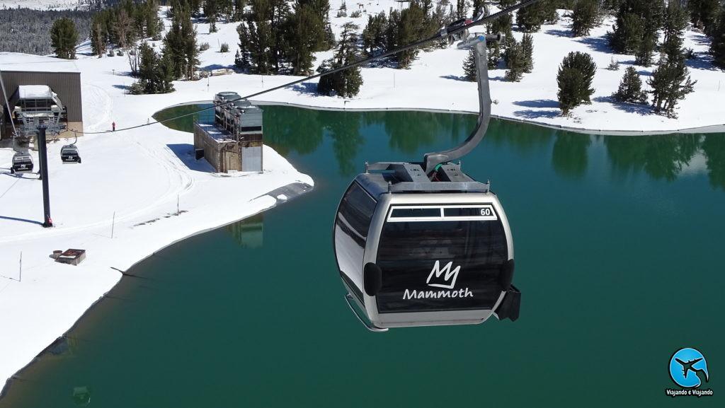 Mammoth Scenic Gondola Ride