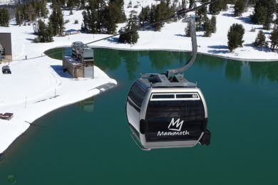 Mammoth Scenic Gondola Ride