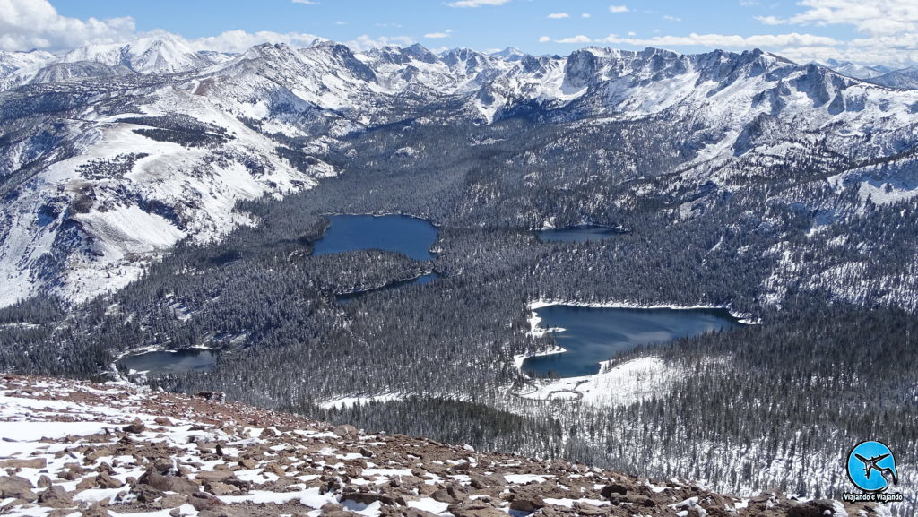 Mammoth Mountain View
