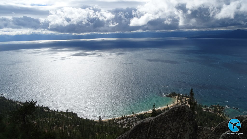 Sand Harbour Beach Lake Tahoe