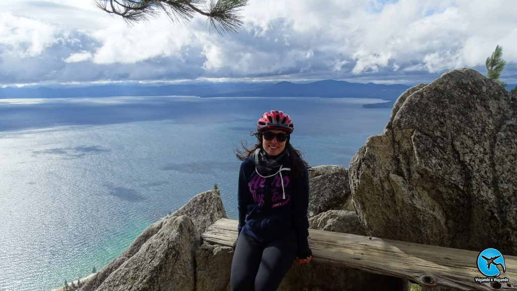 Flume Trail Mountain Bike Tahoe