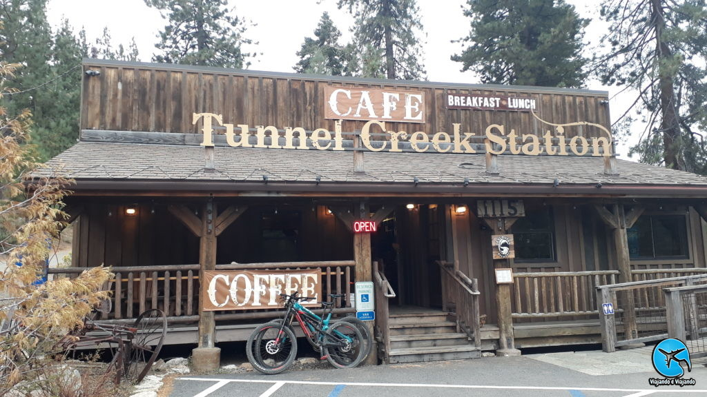 Tunnel Creek Cafe Station Lake Tahoe Flume Trail