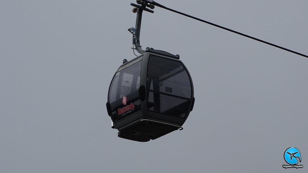 Heavenly Gondola Lake Tahoe