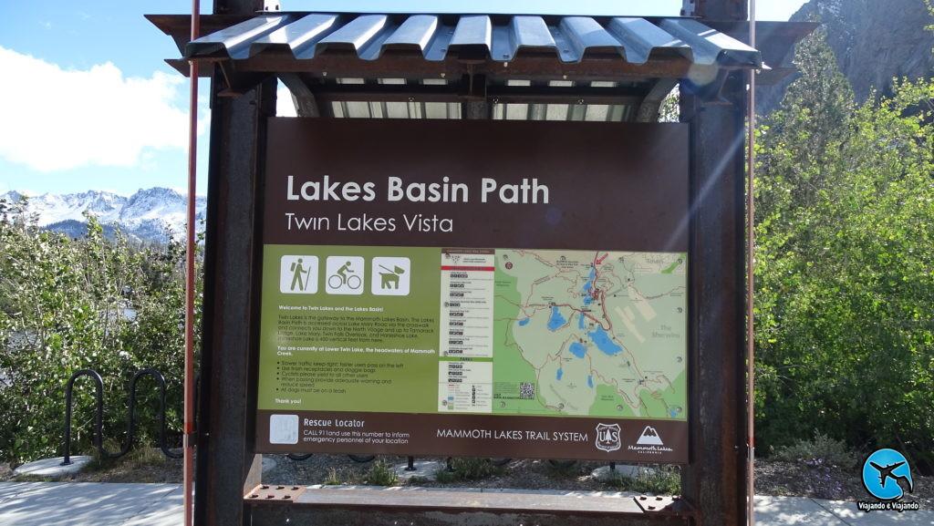 Lakes Basin Path Mammoth Lakes