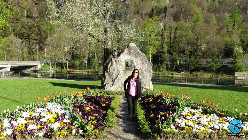 interlaken switzerland suíça centro