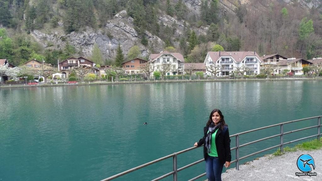 Interlaken centro Suiça