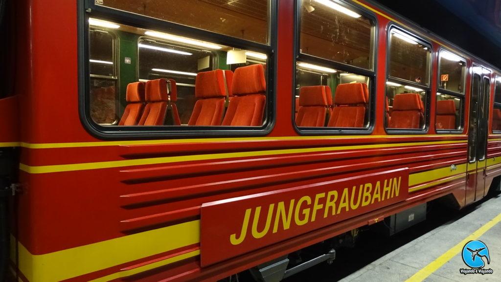 Jungfrau railroad
