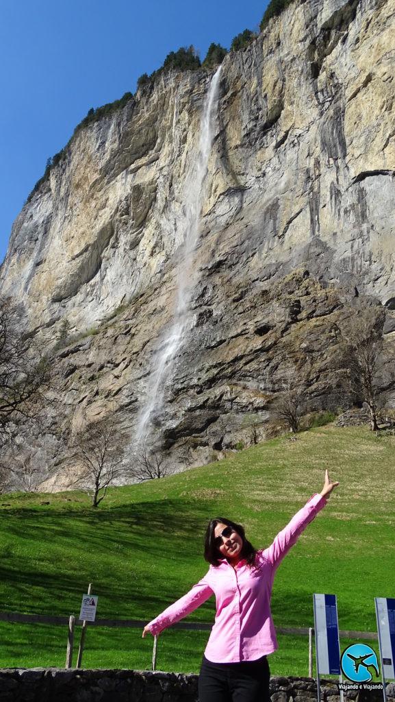 Lauterbrunnen falls