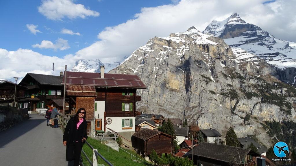 Murren Switzerland Suíça