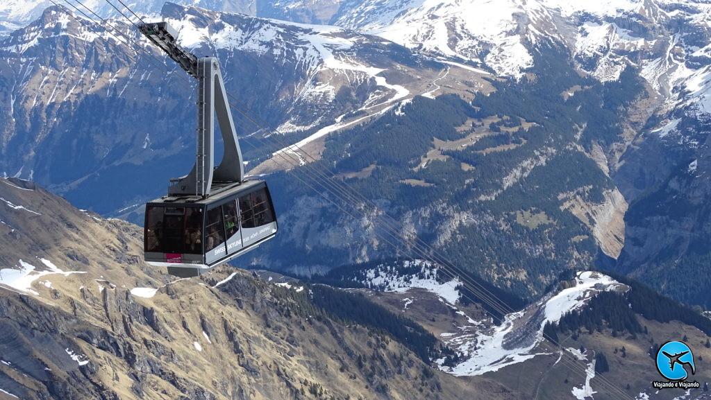 Schilthorn gondola