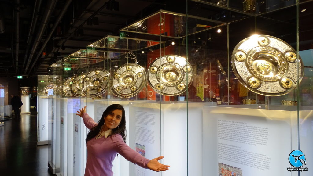 Museu do Bayern de Munique