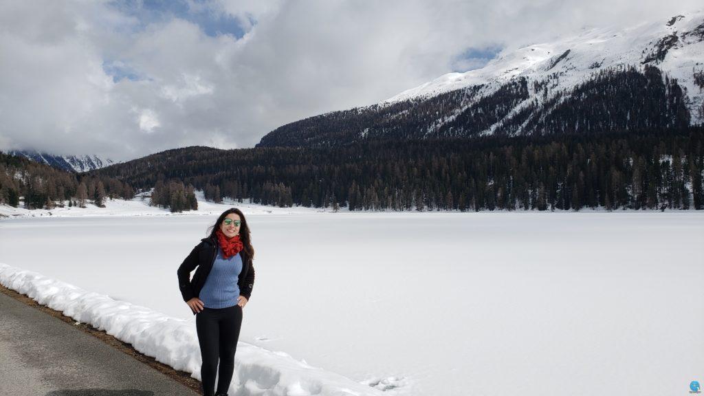 St  Moritz: uma das cidades mais exclusivas da Suíça